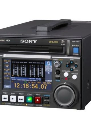 SONY PROFESSIONAL DISC RECORDER- PDWF1600