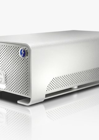 G-Technology G-RAID 8TB 2-Bay Thunderbolt 2 RAID