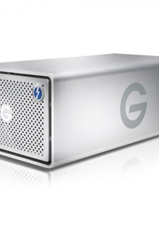 G-Technology G-RAID 20TB 2-Bay Thunderbolt 2