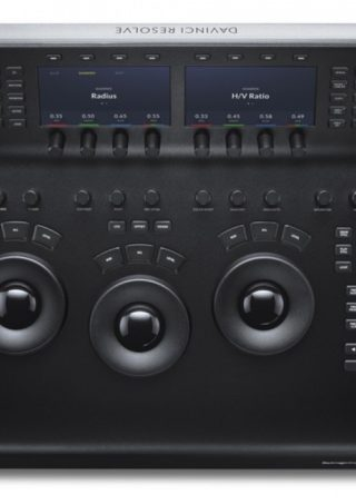 Blackmagic Design desktop DaVinci Resolve Mini Panel
